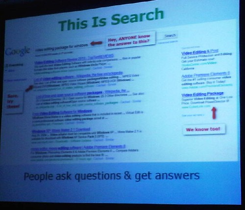 this is search slide