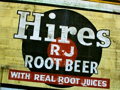 Hires Root Beer (Chris Saulit) Tags: california mural downtown sanjose pop hires socal soda southerncalifornia rootbeer ghostsign