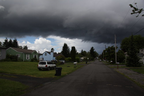 June 9, 2010 Weather in Olympia, Washington