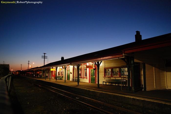 Railway station 02