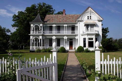 the william braxton barr house