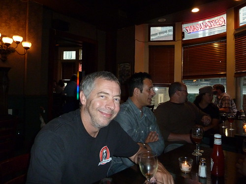 Nodding Head co-owner Curt Decker