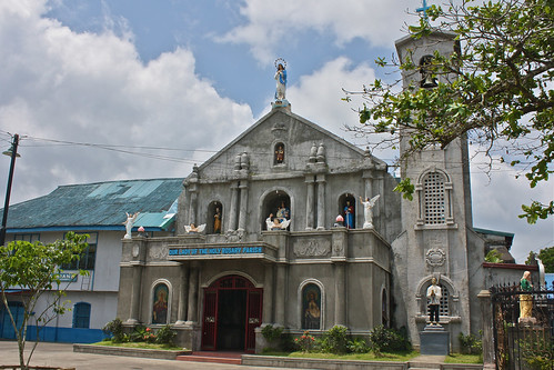 Our Lady of the Holy Rosary Church - Luisiana, Laguna