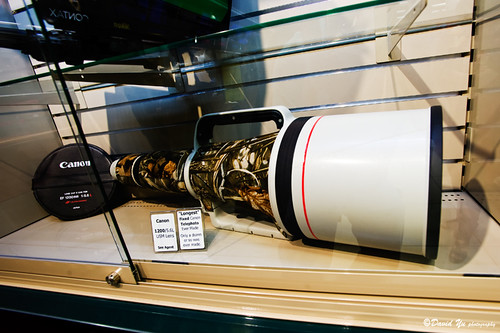 Canon Super Telephoto 1200mm f/5.6L EF U by davidyuweb, on Flickr