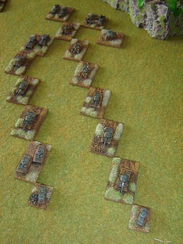 Warsaw Pact - '3' Tank Battalion