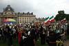 تظاهرات اعتراضی در سالگرد کودتای انتخاباتی - پاریس (sabzphoto) Tags: people paris france iran crowd protest farshad مردم iranelection فرشاد جمعیت farahsa پاریس،فرانسه فرحسا
