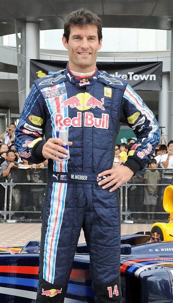 More Pictures of Mark Webber