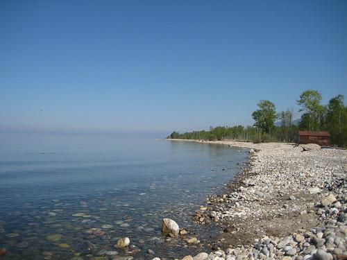 южный берег Байкала
