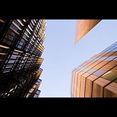 Corners {Explored!} (edwardkb) Tags: sky london architecture modern guesswherelondon