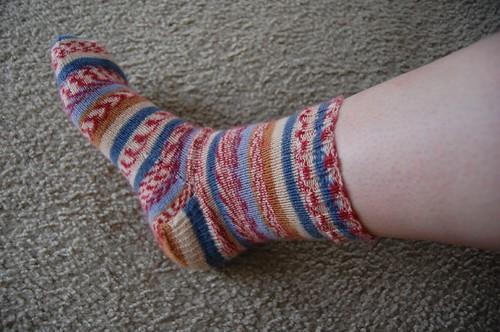 FO: a sock