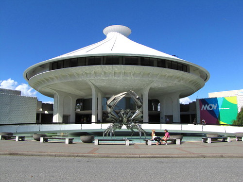 Vancouver Planetarium or H.R. MacMillan Space Centre and Observatory and Museum of Vancouver