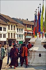 Nepal II - 046 (Katarina 2353) Tags: old city trip travel nepal history film tourism architecture buildings photography ancient nikon asia image kathmandu katarinastefanovic katarina2353