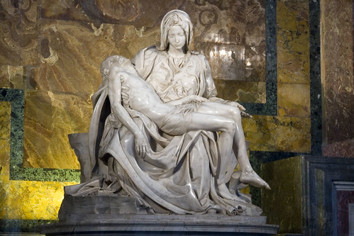 Michelangelo's Pieta