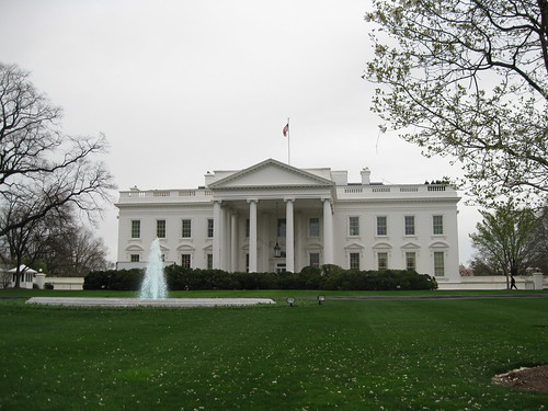 White House, DC by ThatMakesThree, on Flickr