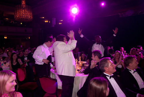 The Moment AffiliateFuture Won Their a4uAward