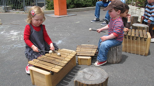 xylophone with sam