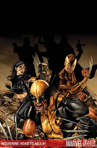 WOLVERINE: THE ROAD TO HELL #1