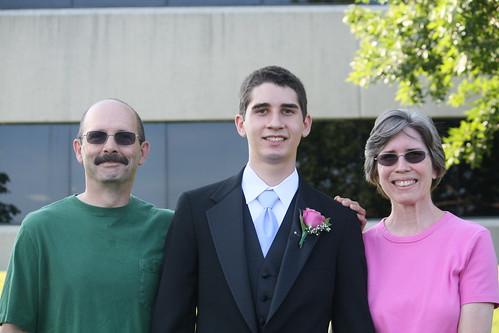 Mom Dad & Matt 2