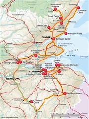 lindsay map