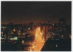 Buenos Aires Nocturna III (FlavioSpezia) Tags: light color luz canon buildings effects edificios buenosaires aerial nightlight nocturna iluminacion aerea efectos eos2000