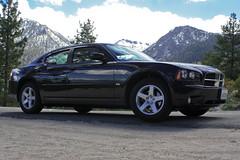 black mountains car sedan nevada rental sierra dodge 35 charger v6