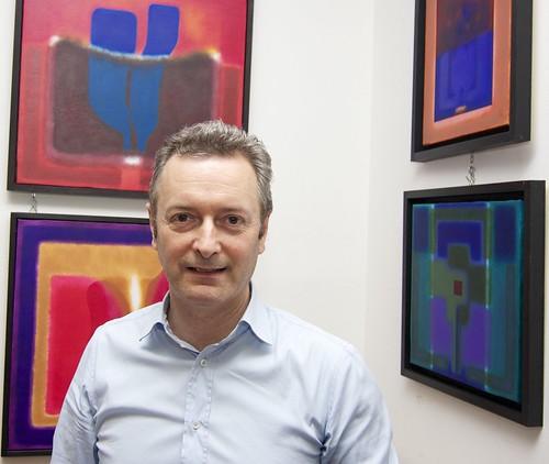 Italian artist Gaetano Fiore