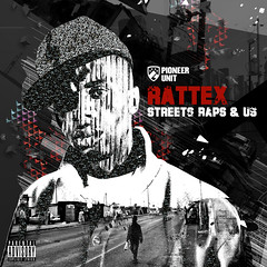 Streets Raps & Us - Rattex EP Cover