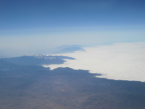 the marine layer