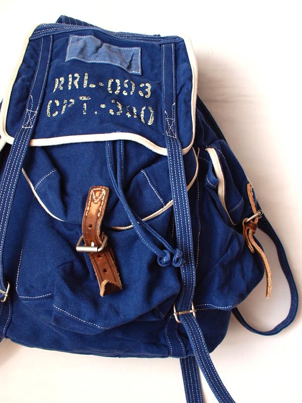 RRL / Canvas Backpack