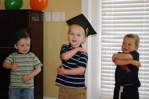 Preschool Graduation 2010