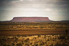 Mt. Conner, Australia