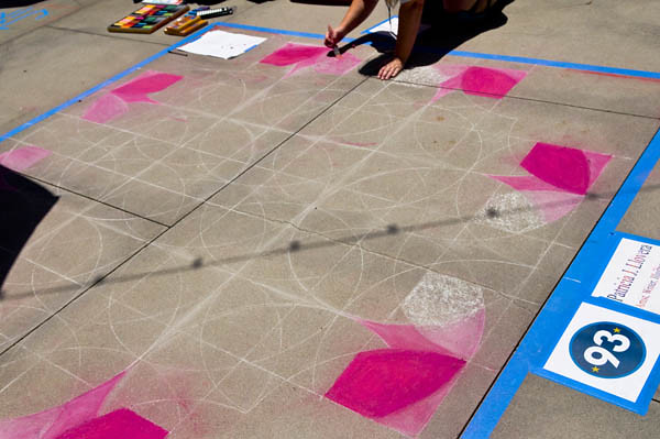 Chalk Festival Grid