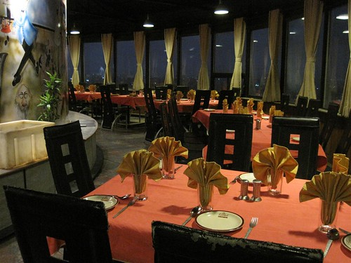 the surat revolving restaurant