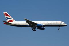 G-CPET - 29115 - British Airways - Boeing 757-236 - 100617 - Heathrow - Steven Gray - IMG_4564