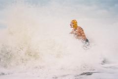 disappearing dave (lomokev) Tags: sea sport dave swimming swim nikon brighton kodak action kodakportra400vc wave swimmers portra nikonos superdave kodakportra400 kodakportra nikonosv nikonos5 nikonosfive davesawyers file:name=101005nikonosvvc72 roll:name=101005nikonosvvc