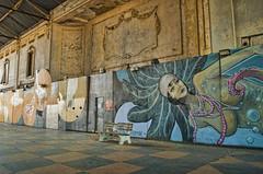 Abandoned Asbury Park Casino (s kady) Tags: asburypark nj murals casino jerseyshore oldcasinos abandonedcasinos