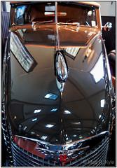 1937 Cadillac built LaSalle Convertible Sedan  (3) (mrkyle229) Tags: car museum canon vintagecar automobile michigan automotive lasalle cadilla gilmoreautomotivemuseum 1937c
