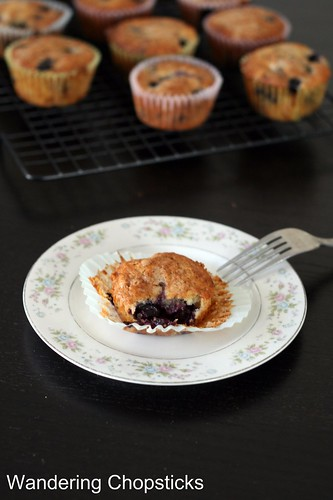 Blueberry Muffins 12