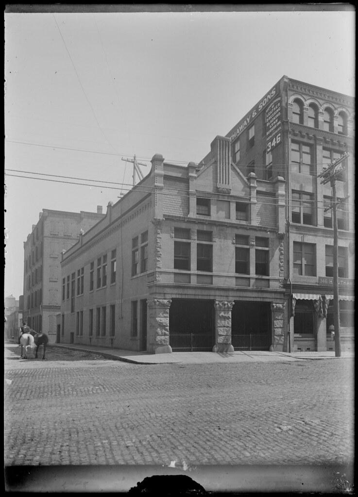 Engine house, Congress Street