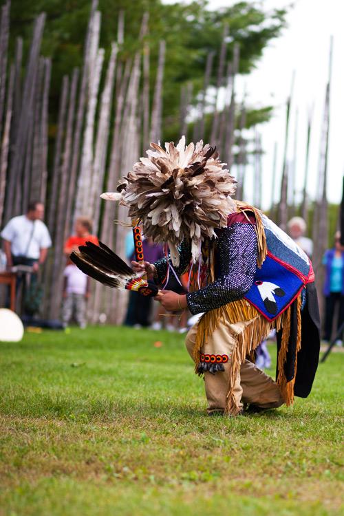 Dancing Indians II