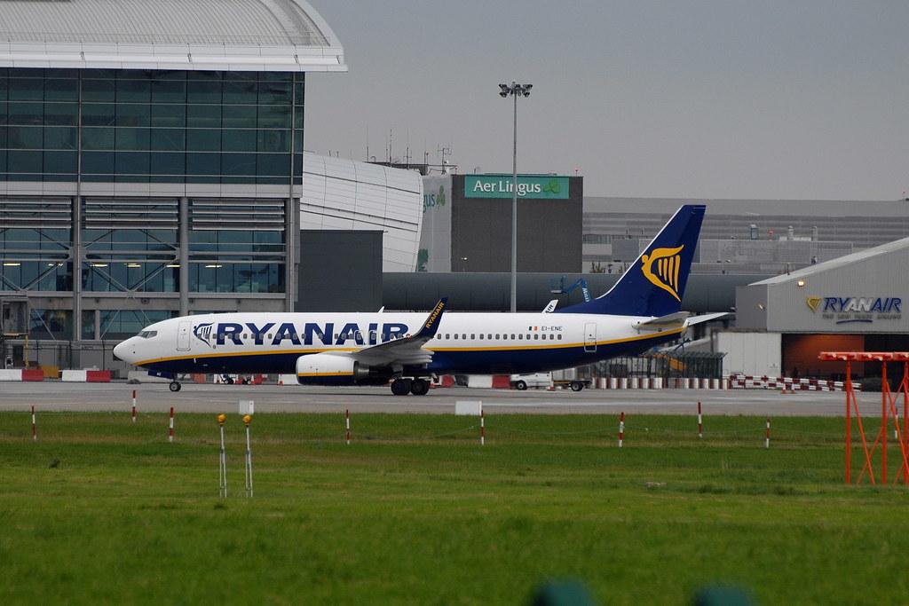 EI-ENE B737-8AS Ryanair