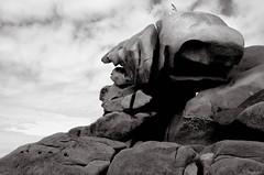 _DSC4142-Bearbeitet.jpg (horstmannsfotos) Tags: sea bw art beach landscape brittany rocks surf fine bretagne plage rocher ploumanach d90