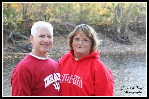 Tim & Mom