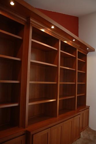 Bookshelves Angle