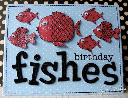 Glittery Fishies