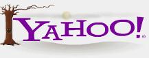 Yahoo Halloween Logo