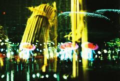 i Light Marina Bay - Jellight (Skeelogy) Tags: singapore marinabay fujifilmprovia100f holga135bc ilightmarinabay
