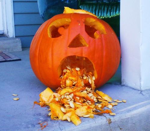 Halloween, El Jack O'Lantern de Vicente