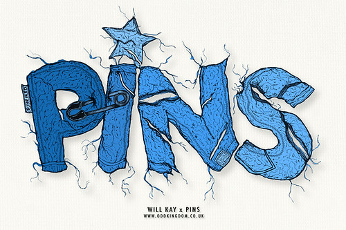 Will Kay x Pins