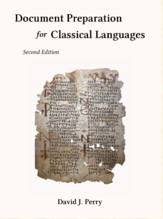 Perry Document Preparation for Classical Languages
